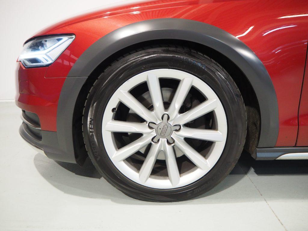 AUDI A6 allroad quattro 3.0 TDI 272cv quattro S tron Advanced ed 5p.