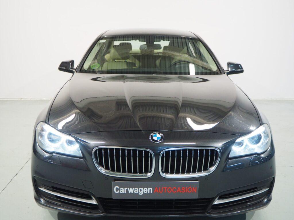 2013  BMW 518d