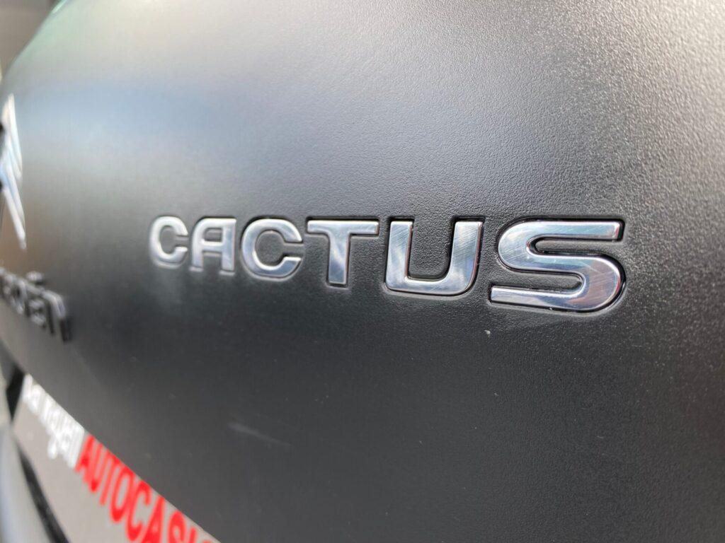 CITROEN C4 Cactus BlueHDi 73KW 100CV Feel 5p