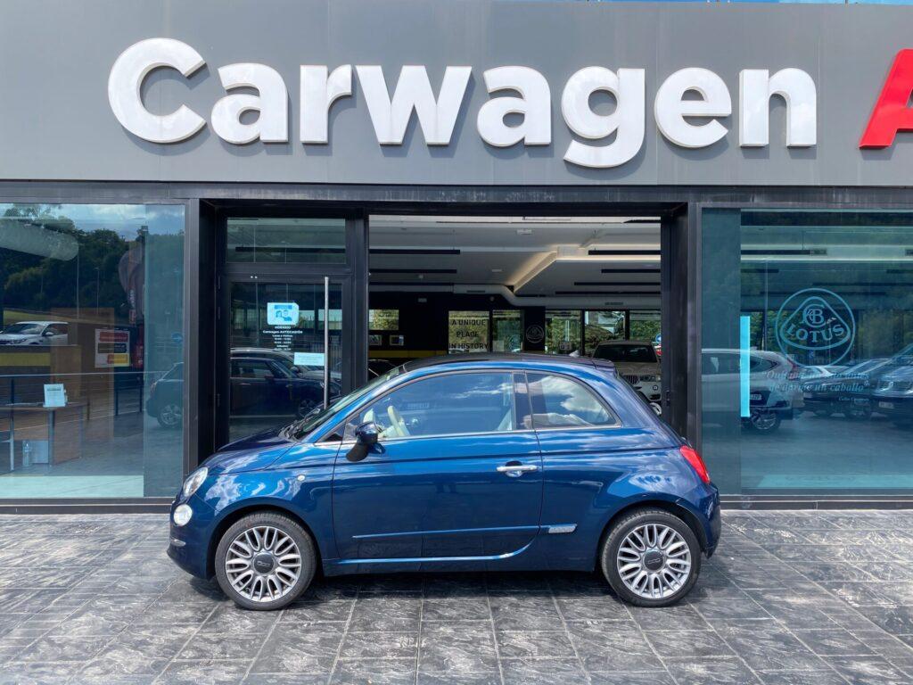 2017  Fiat  500 1.2 69CV Lounge