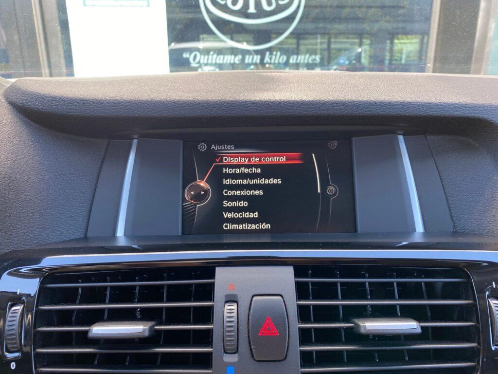 BMW X3 XDRIVE20D 5p