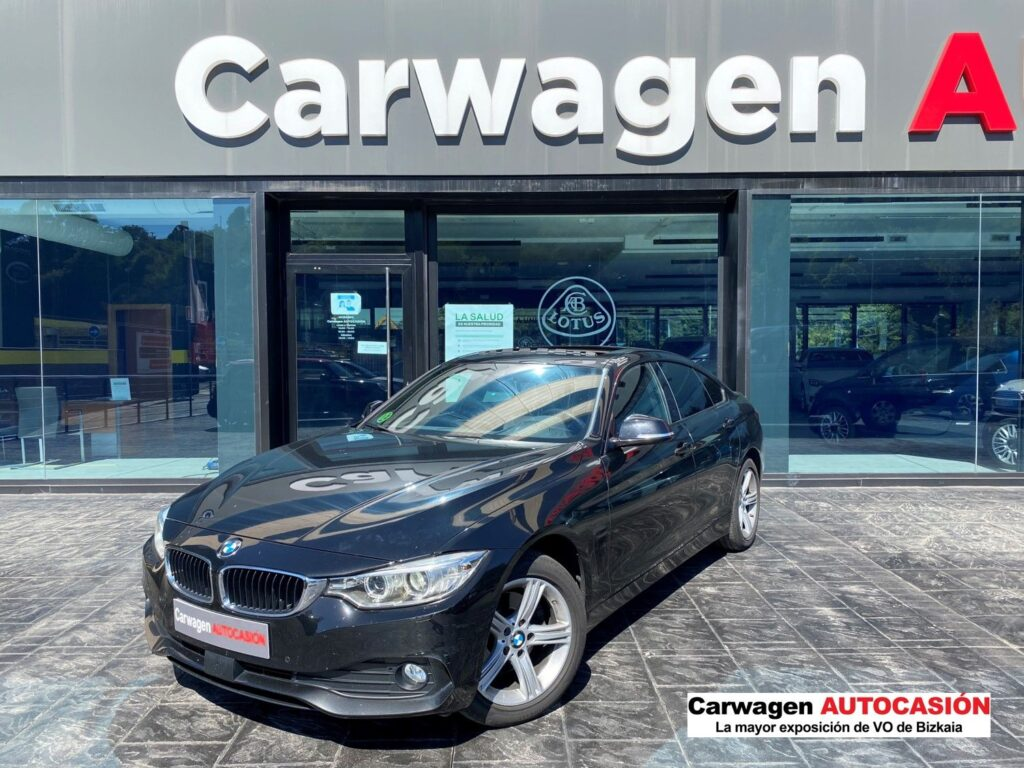 2015  BMW Serie 4 420d xDrive Gran Coupe
