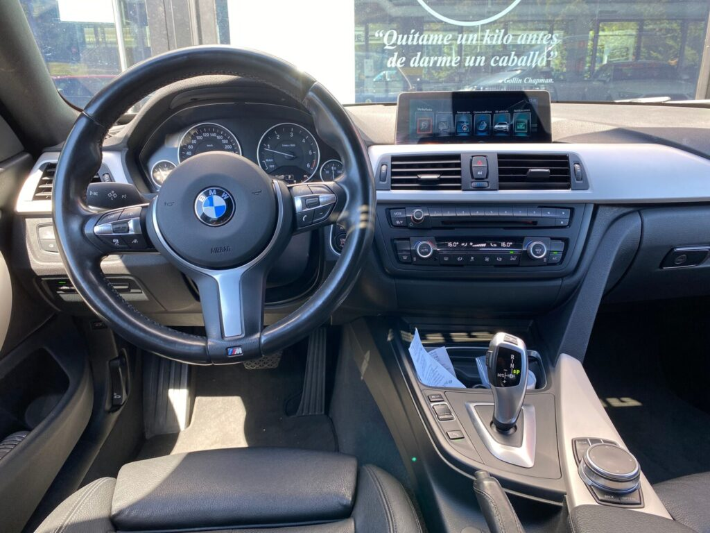 BMW Serie 4 420d xDrive Automatica Gran Coupe 5p