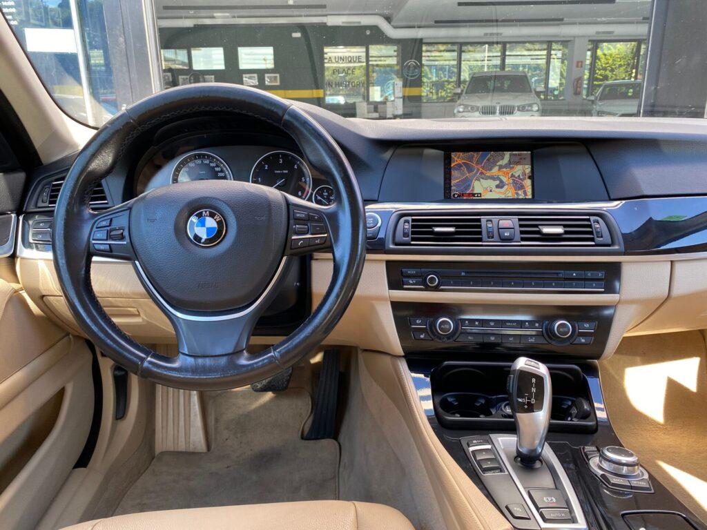 BMW Serie 5 520d EfficientDynamics 4p.
