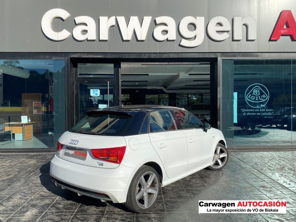 2018  Audi  A1 Adrenalin2 1.0 TFSI S-tronic Sportback