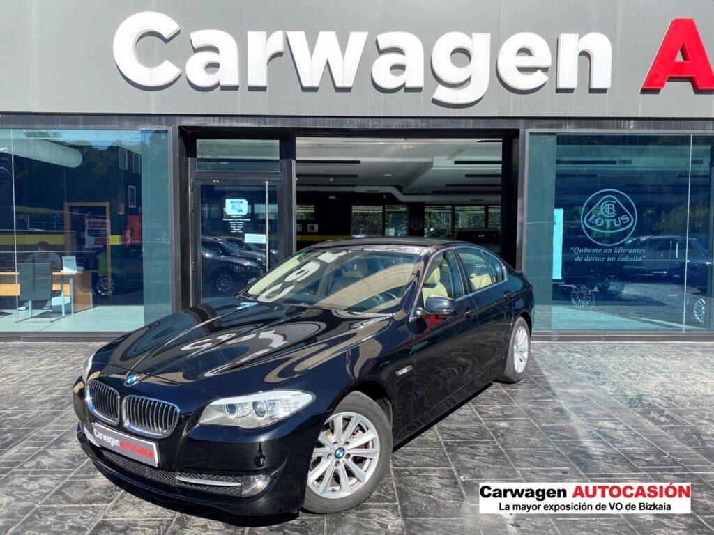 2013  BMW Serie 5  520d EfficientDynamics 4p.