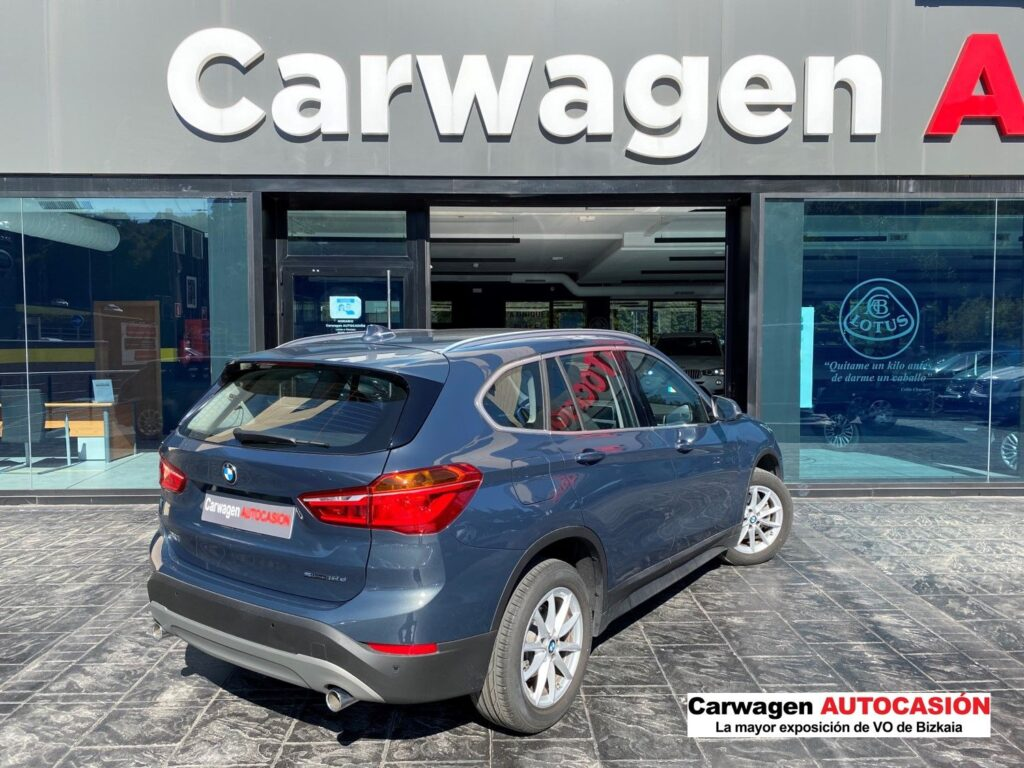 2018  BMW X1 sDrive18dA