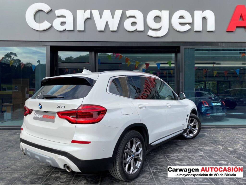 2018  BMW X3 X3 XDRIVE 2.0 190cv XLINE