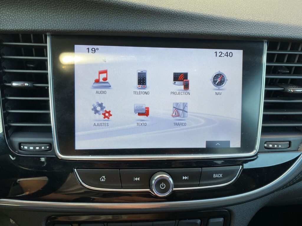 OPEL Mokka X 1.4 T 103kW 4X2 Innovation Auto 5p