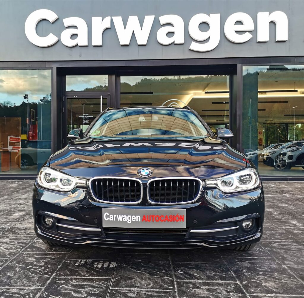 BMW Serie 3 320D TOURING 5p