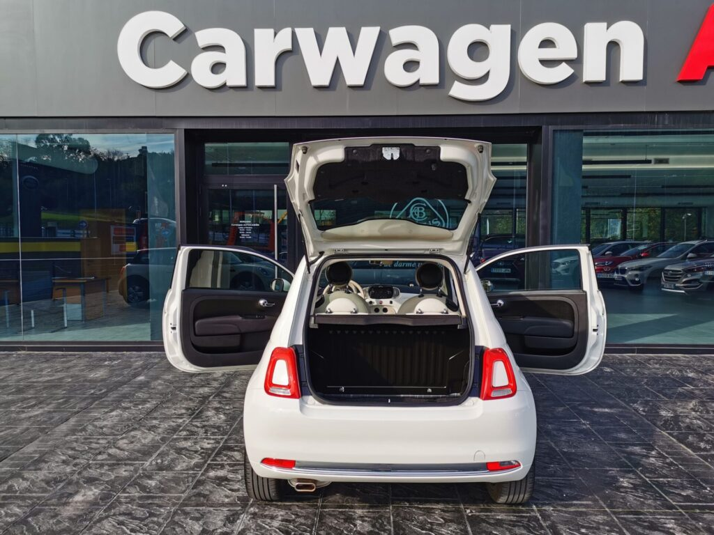 FIAT 500 Lounge 1.2 8v 51KW 69 CV 3p
