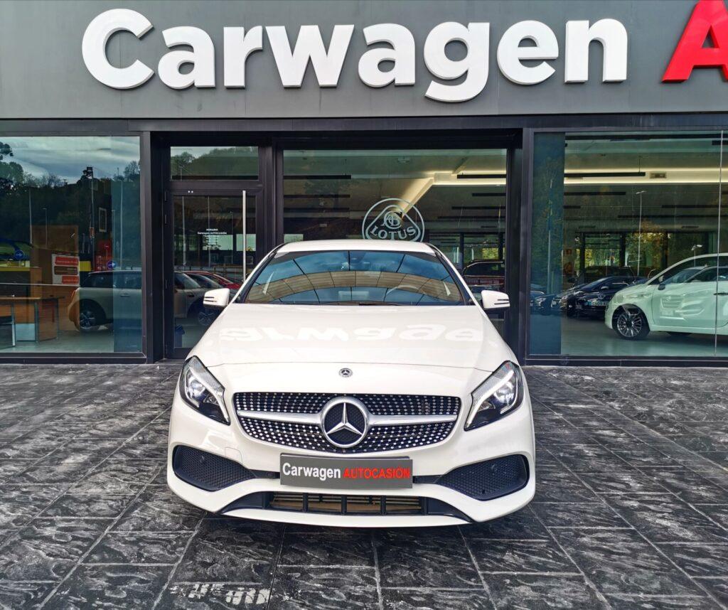 2017  Mercedes-Benz Clase A A200 D AMG