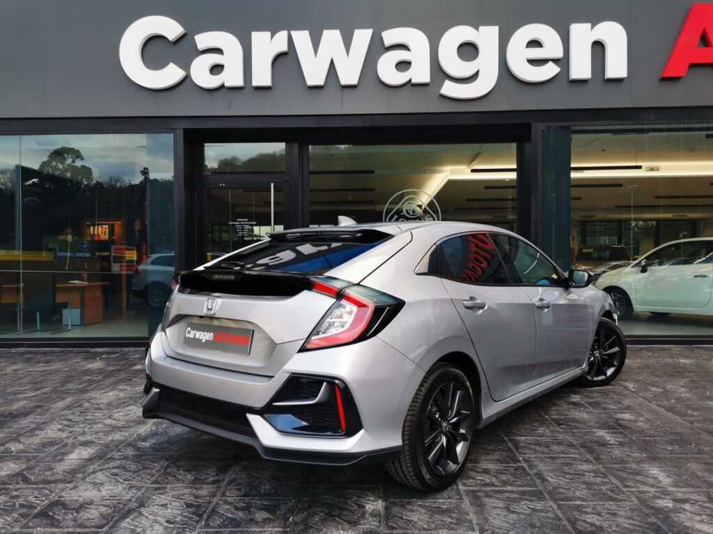 2020  Honda Civic 1.0 IVTEC TURBO ELEGANCE NAV 5p