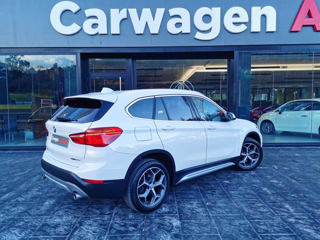 2018  BMW X1 sDrive18dA