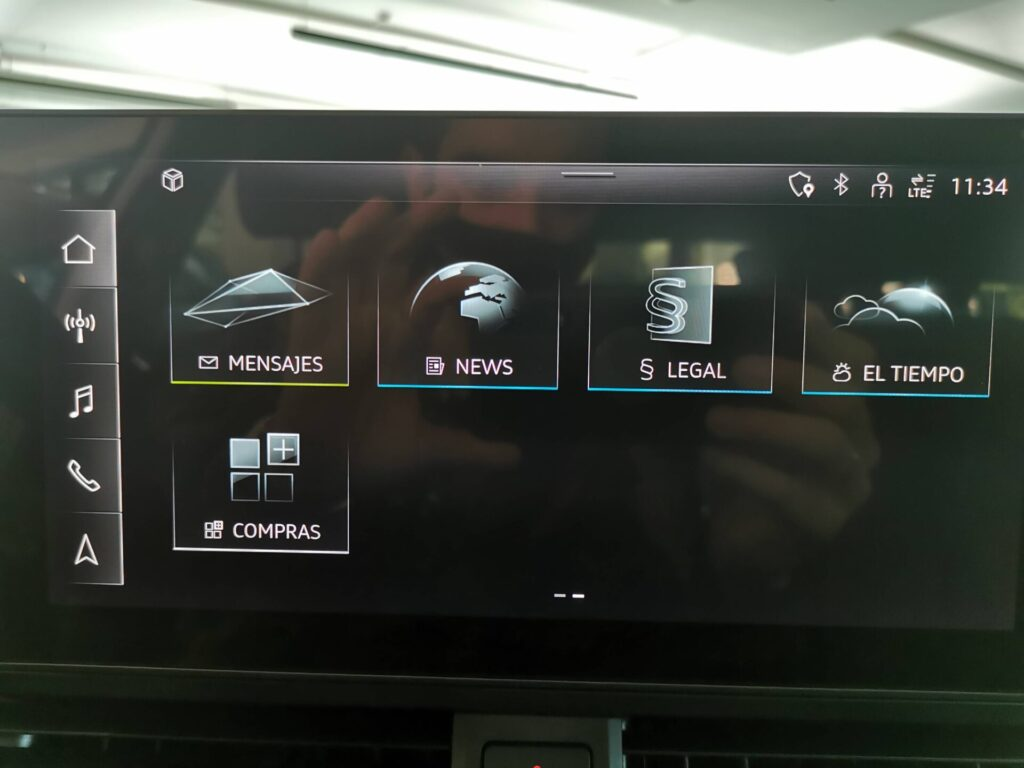 AUDI A4 Allroad Quattro 40 TDI 140kW 190CV quattro S tronic 5p