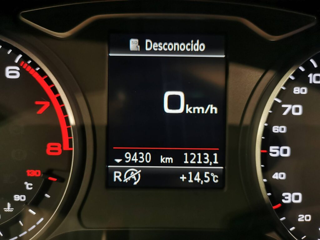 AUDI A3 S line 35 TFSI 110kW 150CV Sportback 5p