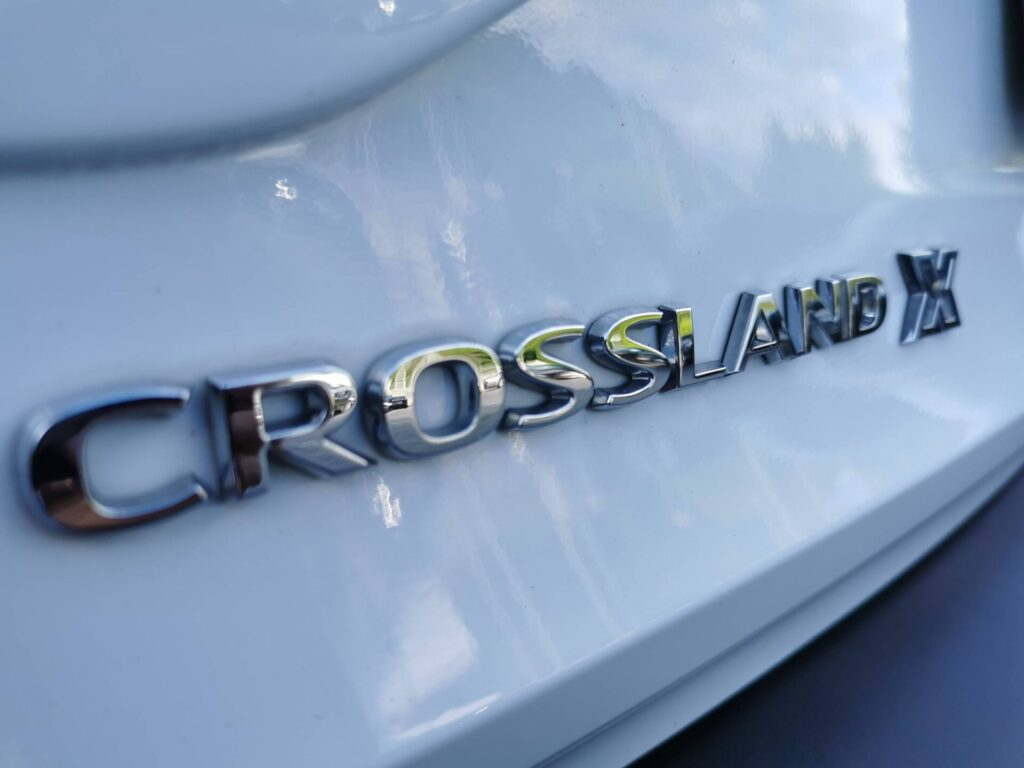 OPEL Crossland X 1.2T 81kW 110CV ecoTEC Excellence SS 5p