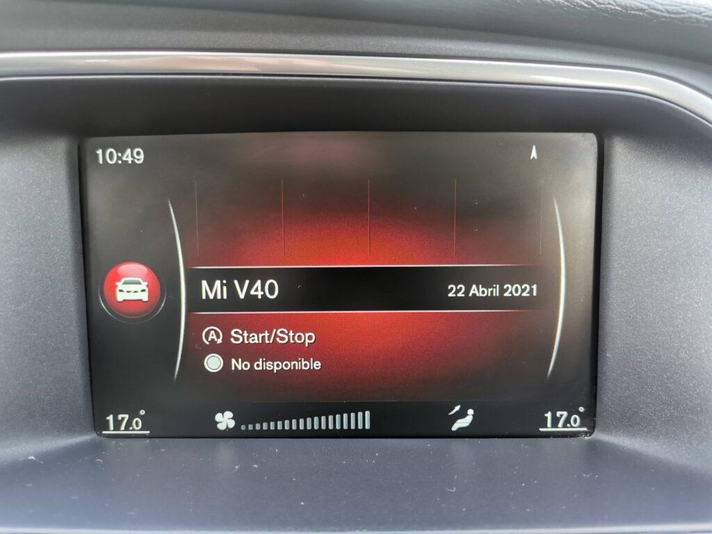 VOLVO V40 2.0 D2 Kinetic 5p