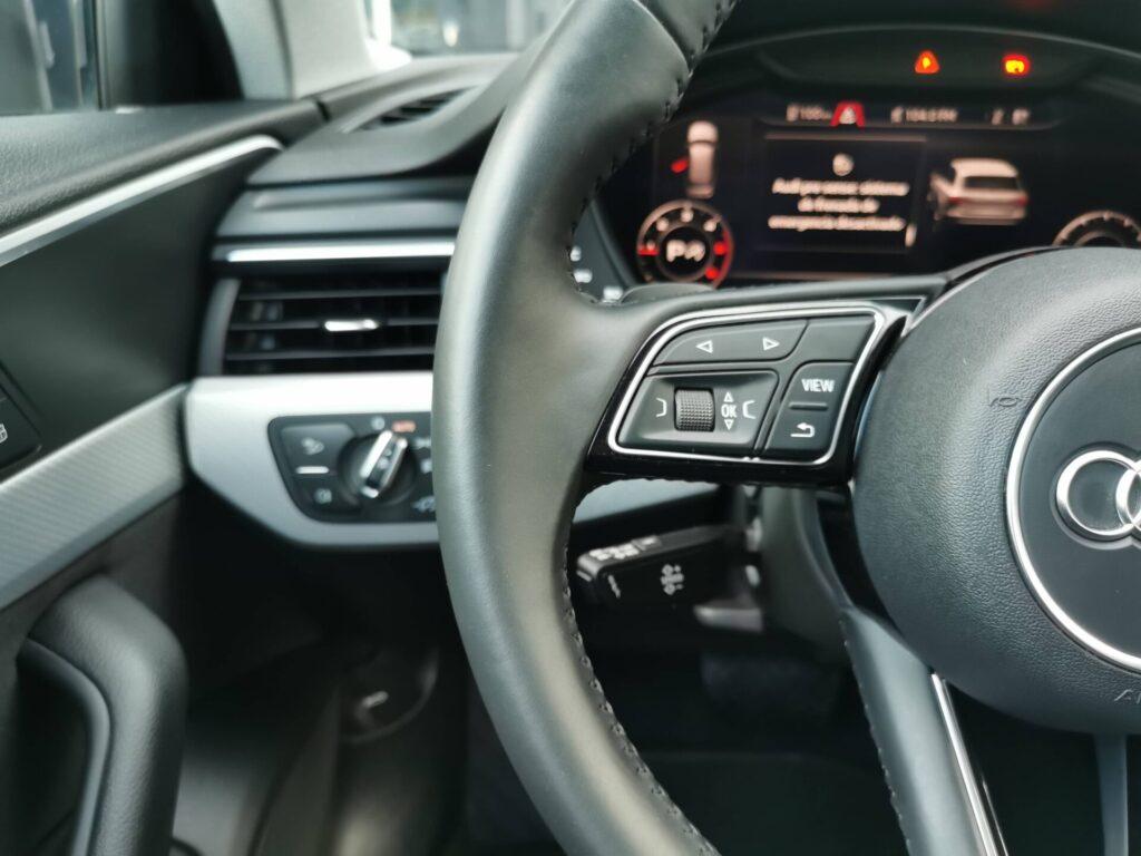 AUDI A4 Avant S line 35 TDI 110kW S tronic 5p