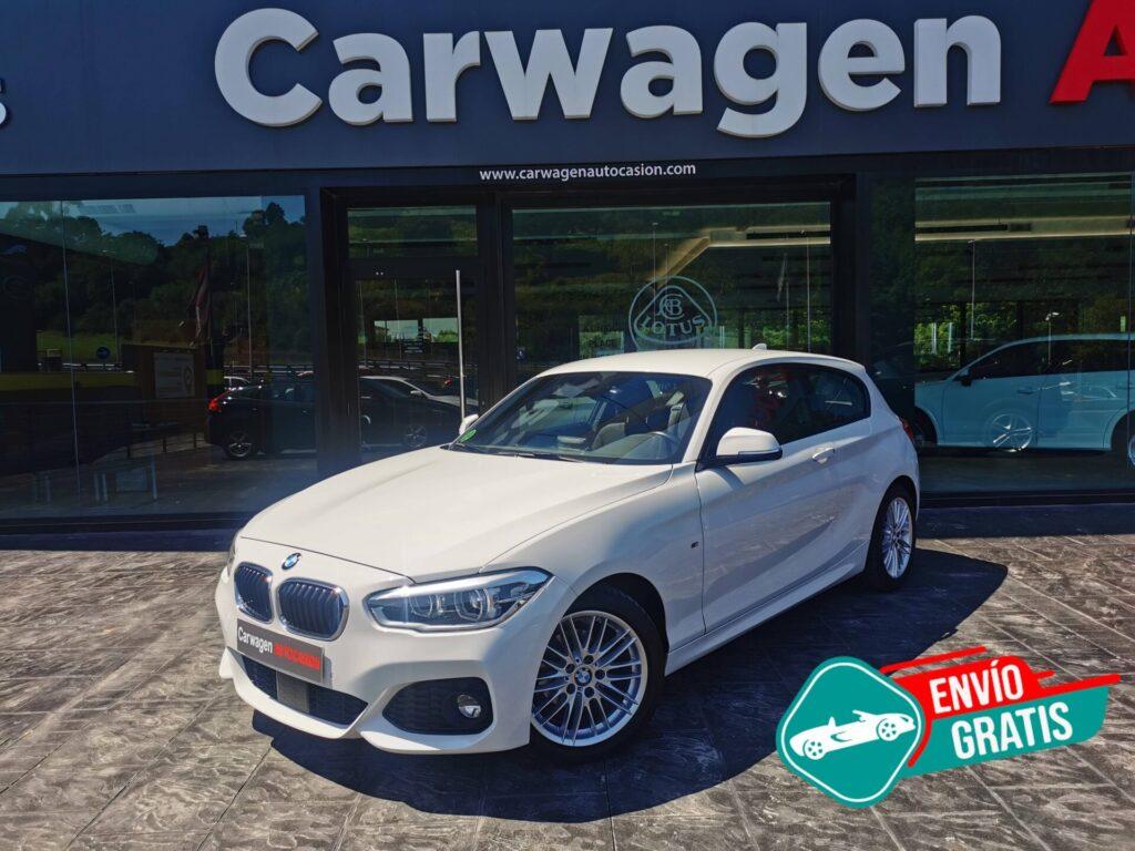 BMW Serie 1 118i PACK M 3P