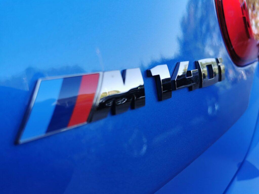 BMW Serie 1 M140iA xDrive