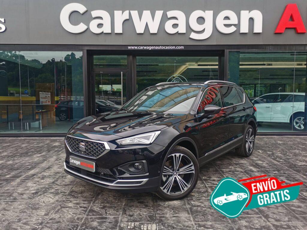 2020  SEAT Tarraco 2.0 TDI 140kW 4WD DSG Xcellence Edition