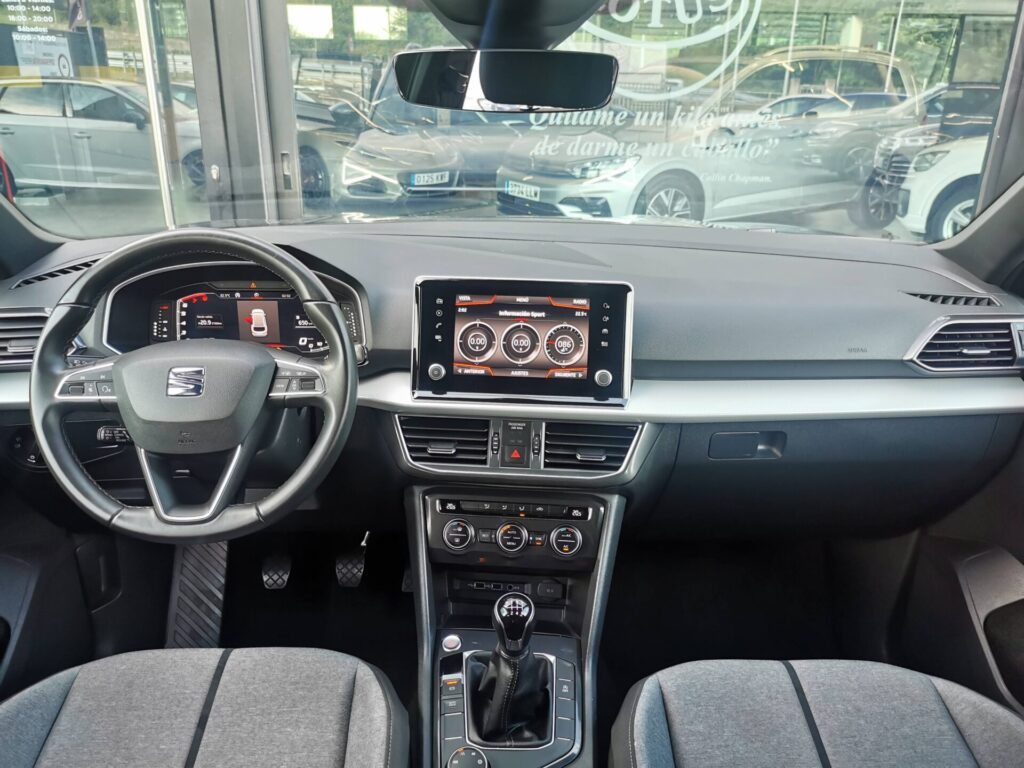 SEAT Tarraco 1.5 TSI 110kW 150CV StSp Style