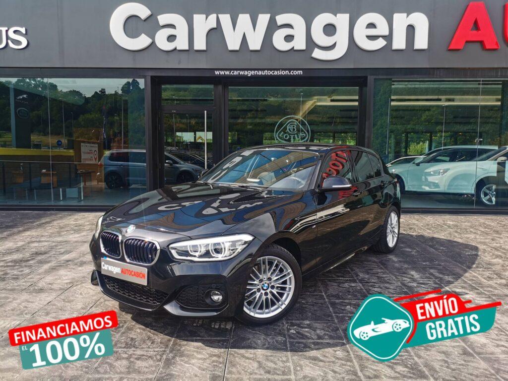 2019  BMW Serie 1  118d PACK M//