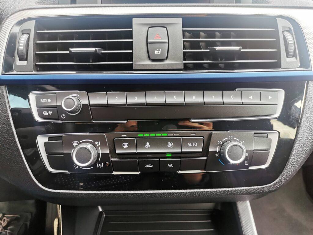 BMW Serie 1 118d PACK M//